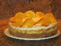 Sensational Citrus Cheesecake