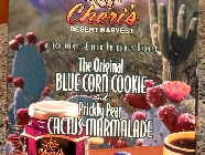 Blue Corn Cookie Mix and Cactus Marmalade