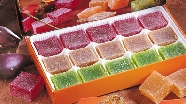 Fresh Fruit Jelly Candy