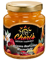 Arizona Red Lime Marmalade