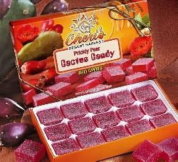 Prickly Pear Candy Gift Box