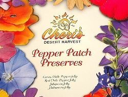 Pepper Patch Preserves